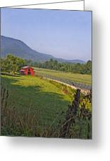 Rural Nc Needs Preservation. Greeting Card