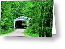 Rush Creek Greeting Card