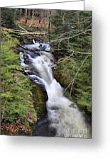Rushing Montgomery Brook Greeting Card