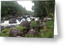 Rushing River Greeting Card