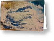 Rushing Waters Greeting Card