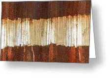 Rust 04 Greeting Card