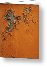 Rust 2 Greeting Card