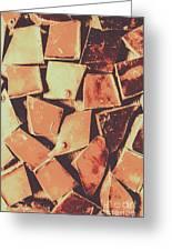Rustic Choc Block Greeting Card