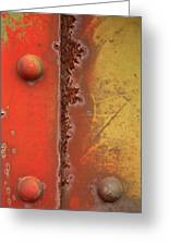 Rusting Greeting Card