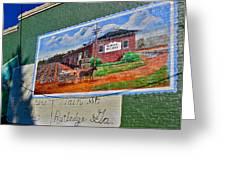 Rutledge Georgia Greeting Card