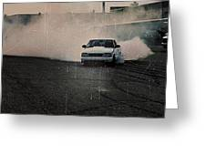 S10 Slaying Tires Greeting Card