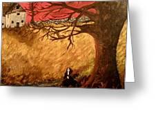 Sabbath Harvest Greeting Card