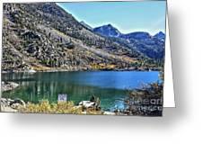 Sabrina Lake California Greeting Card