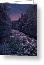 Sacramento River Greeting Card