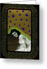 Sacred Futures Unborn Greeting Card