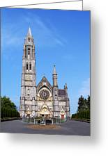 Sacred Heart Church Roscommon Ireland Greeting Card