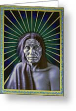 Sacred Native Greeting Card
