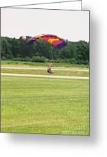 Safe Landing Greeting Card