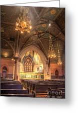 Sage Chapel II Greeting Card