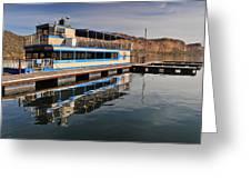 Saguaro Lake Desert Belle Greeting Card