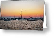 Maritime Len docked sunset photograph by len tauro