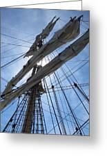 Sail Bristol Greeting Card