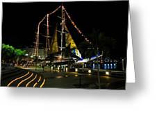 Sail Tampa Bay 2010 Greeting Card