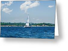 Sail1 Greeting Card