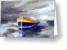 Sailboat 1.0 Greeting Card