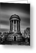 Sailors And Soldiers Monument Greeting Card