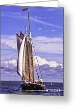 Sailor's Serenity Greeting Card
