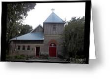 Saint Cyprians Episcopal Church Greeting Card