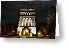 Saint Lukes East Hampton Greeting Card