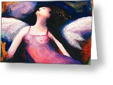 Saint Marcela Greeting Card