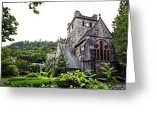 Saint Marys Church Greeting Card