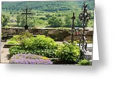 Saint Michael Church Cemetery Greeting Card