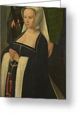 Saint Paul And A Donatrix Greeting Card