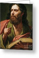 Saint Paul  Greeting Card