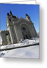 Saint Pauls Cathedral Greeting Card
