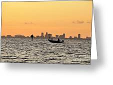 Saint Petersburg Florida Greeting Card