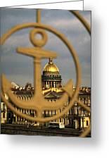 Saint Petersburg Greeting Card