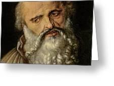 Saint Philip The Apostle Greeting Card