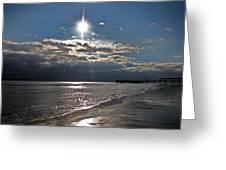 Saint Simons Island Greeting Card