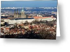 Saint Vitus Cathedral 2 Greeting Card