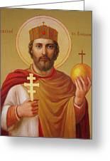 Saint Volodymyr Greeting Card