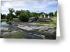 Salado Creek Greeting Card