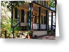 Salem Tavern Greeting Card