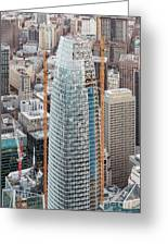 Salesforce Tower In San Francisco Greeting Card