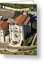 Salesian Church  3737 Greeting Card