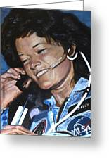 Sally Ride Greeting Card