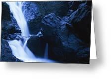 Salmon Creek Falls Greeting Card
