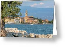 Salo - Italy Greeting Card
