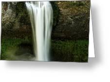 Salt Creek Falls 2 Greeting Card