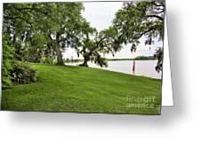 Salt Mine Reminder Accident  Louisiana  Greeting Card